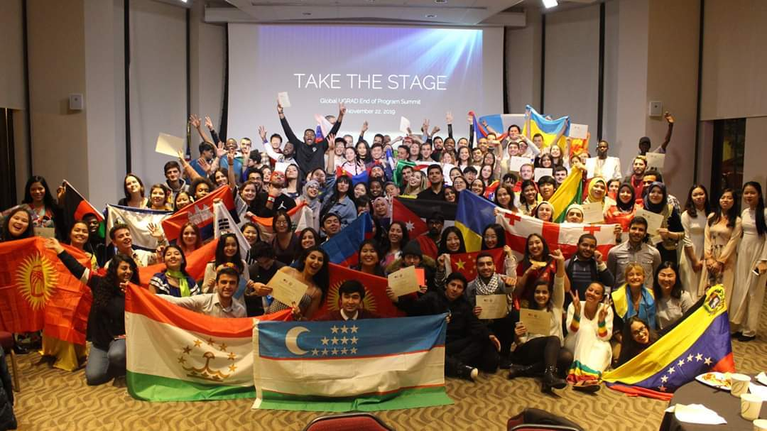 🏆 Студент ІАТу Олексій Падун переможець грантової Американської програми навчання Global UGRAD