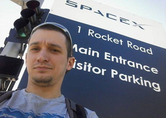 Незалежна колонія на Марсі: як українець в США готується до польоту в космос