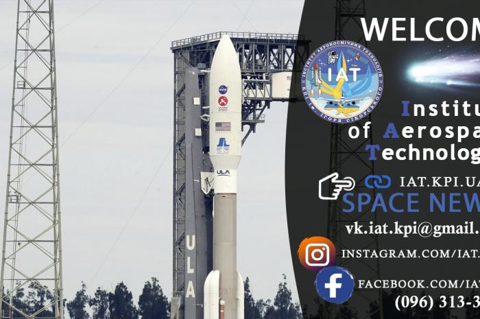 🚀 Ракета Космічних сил США виведе на орбіту супутник системи протиповітряної оборони   Відео